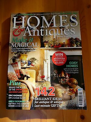 Homes And Antiques Magazine - January 2017
