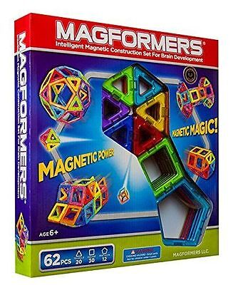 Magformers 62 Piece Set [Toy]