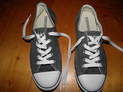 "Chaussures basses ""CONVERSE ALL STAR""  pointure 38"