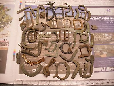 Buckle Parts Medieval & Later Artefacts Metal Detecting Finds Found Detecting