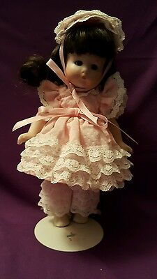 """Vintage 8"""" possible """"Just Me"""" Doll Signed by Carolyn Carlton"""