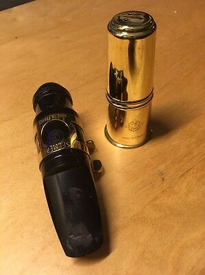 Selmer Soloist D Tenor Sax Mouthpiece With Lig And Cap