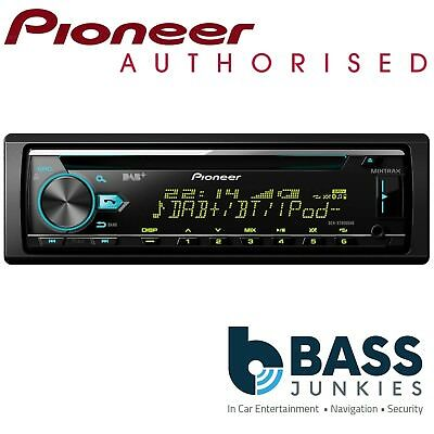 Pioneer DEH-X7800DAB Single Din USB CD MP3 AUX In DAB Car Stereo Android Player