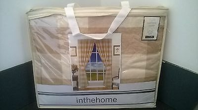 46 x 54 luxury fully lined ready made pencil pleat curtains     358