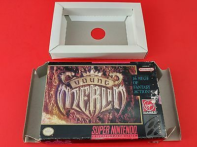 Young Merlin [Box Only] (Super Nintendo SNES)