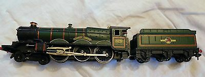 Hornby 00 Vintage Cardiff Castle Engine And Tender 4075