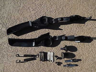 94-04 Ford Mustang Convertible Top Locking Latches LH and RH Both w/ Hardware