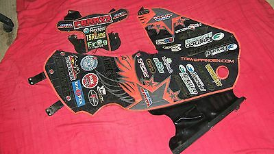 Tia Woffinden Speedway Bike And Fork Cover Covers