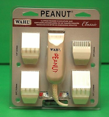 wahl peanut clipper and trimmer with cord