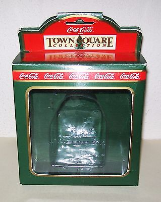 Coca Cola Town Square Collection (BOX ONLY) - Time Together - #64336 - 1995