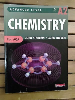Heinemann A2 Chemistry A Level Revision Guide for AQA