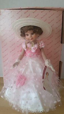 """Tonner 14"""" Betsy Mccall Commemorative  Stamp Doll In Original Box"""