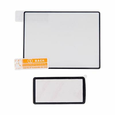 UKHP 0.3mm Self-Adhesive Optical Glass LCD Screen Protector for Canon 5D Mark IV