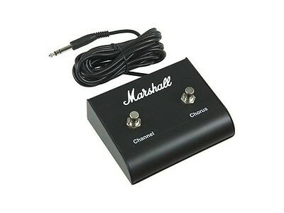 Marshall  PEDL-10010: Twin Footswitch (Ch/Chorus) Was P802A