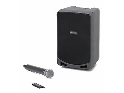 XP106 Portable 100W PA with B/tooth and Wireless.