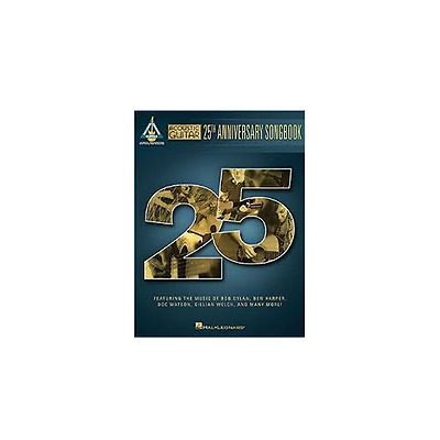 25th Anniversary Songbook - Acoustic Guitar