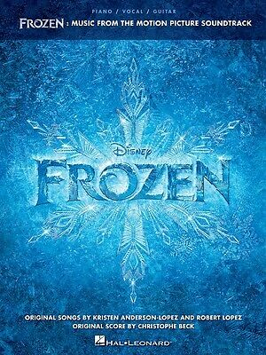 Frozen From The Motion Picture Pvg