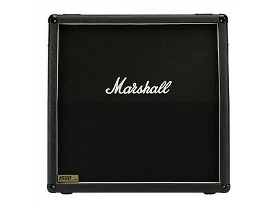 Marshall 1960A: 300W 4 x 12 Switchable/Stereo Angled Guitar Amp Cab