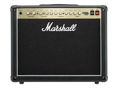 Marshall DSL40C: 40W 2 Channel 1 x 12 Valve Guitar Amp Combo