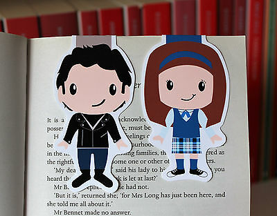 Rory and Jess Magnetic Bookmarks (Gilmore Girls)