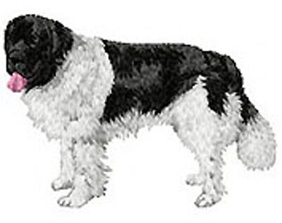 Landseer (body) Embroidery Patch