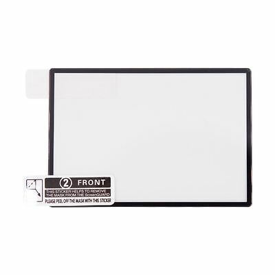 UKHP 0.3mm 9H Self-Adhesive Glass LCD Screen Protector for Sony A5000,A5100