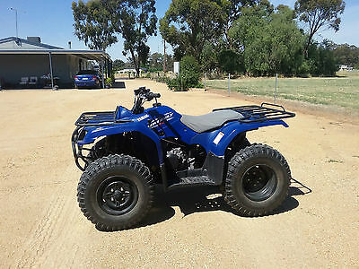 Yamaha Grizzly 350 Quad 2011 Model