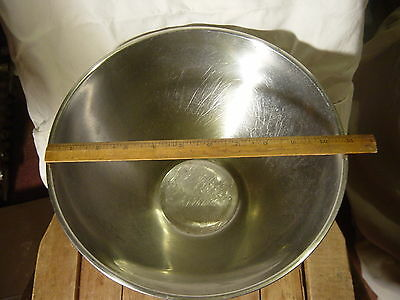 WMF Cromargan Germany  Stainless Steel Bowl Mid Century Modern