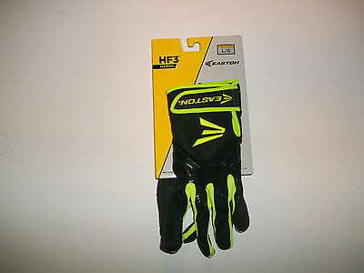 Easton HF3 Fast Pitch Batting Gloves Womens Large