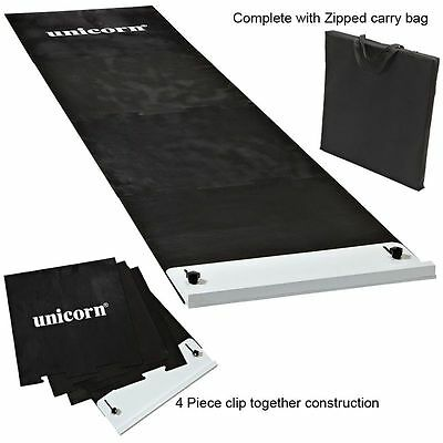 Unicorn Raised Oche...4 Pieces Clip Together..with Carry Bag