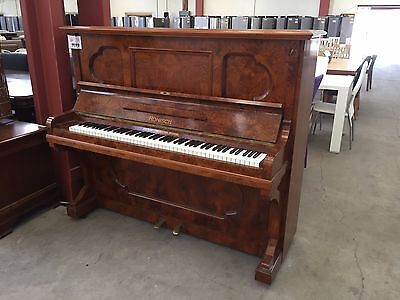 Ronisch Upright Piano 52800 (Lot: 9999)