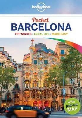 NEW Barcelona By Lonely Planet Travel Guide Paperback Free Shipping