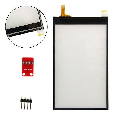 "80 * 47mm 3.2"" 2.5 - 5.5V Resistive Touch Screen Kit With Touch Pen For Arduino"