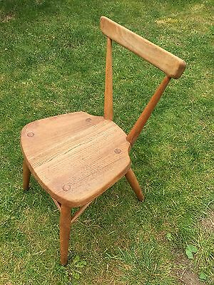 Old Vintage Ercol  School Kids Chair