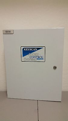 Keyscan Security Access Control System Panel W/4 Proximity Readers Ca8300
