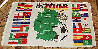 2006 World Cup Flag