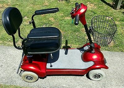 Mobility Electric Scooter Compact Used E/C