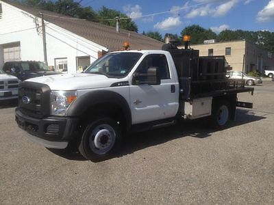 2011 ford F550 with Mongoose truck mounted Sewer Jetter