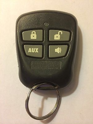 Directed 476T 4-Button Replacement Remote Transmitter for Select Directed Alarms