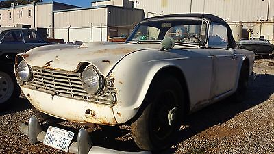 1962 Triumph Other TR4 1962 Triumph TR4, Rare original early German export car with all documentation