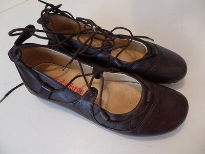 chaussures femme marque YVES DESFARGES point 39 tout cuir