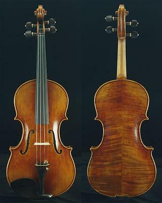 G.P Magginni 1630 4/4 Violin #6419.Great Projection