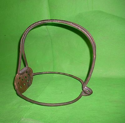 Rare WEIRD TORTURE Device  MOUTH LOCKED  SLAVE / ENEMY COLLECTORS SEE