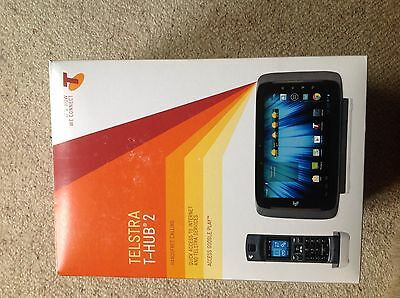 Telstra T-Hub 2 phone and tablet for Telstra's home phone and internet