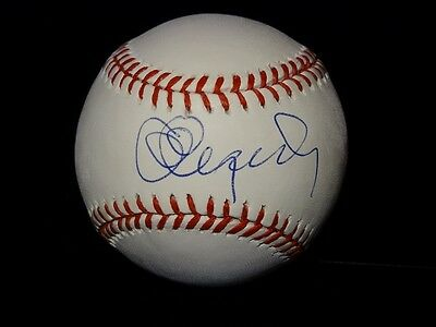 Orlando Cepeda Signed Auto Official Mlb Baseball - Mlb Authenticated!!!