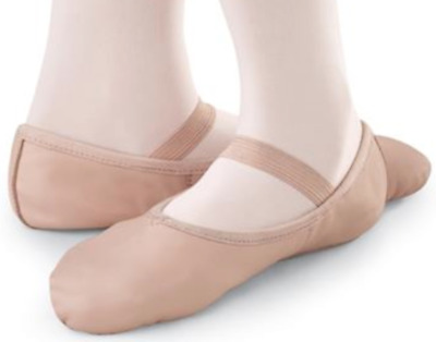 Leather Ballet Dance Slipper ( Irish Dance Jazz Dance Tap Dance)