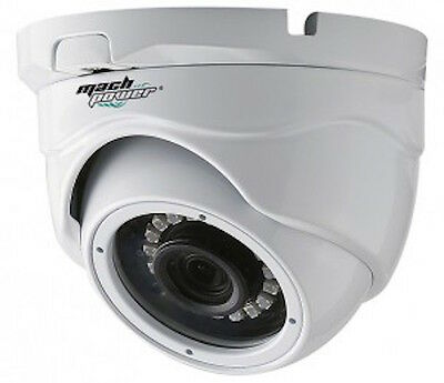 Ahd Camera Dome Cmos@1/2.9 Sony Prog.scan Auto Zoom 2.4Mpx 1080P/960H 2.8-12Mm S
