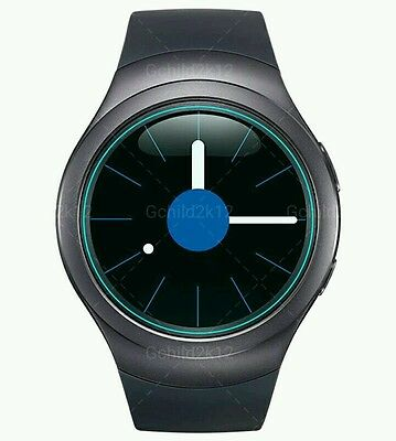 2 HD Tempered Glass Screen Protectors for Samsung Galaxy Gear S2*Free Shipping!*