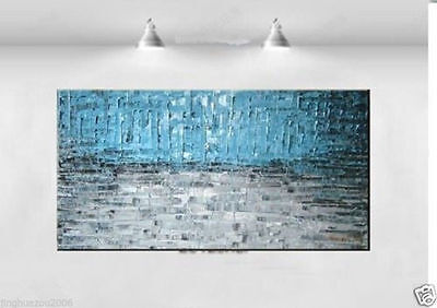 Huge Modern Abstract hand-painted Art Oil Painting home Decor canvas NO framed