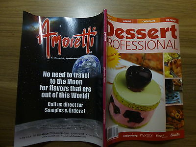 Literature for Bakeries - Dessert Professional July-August 2008 - 145 pages
